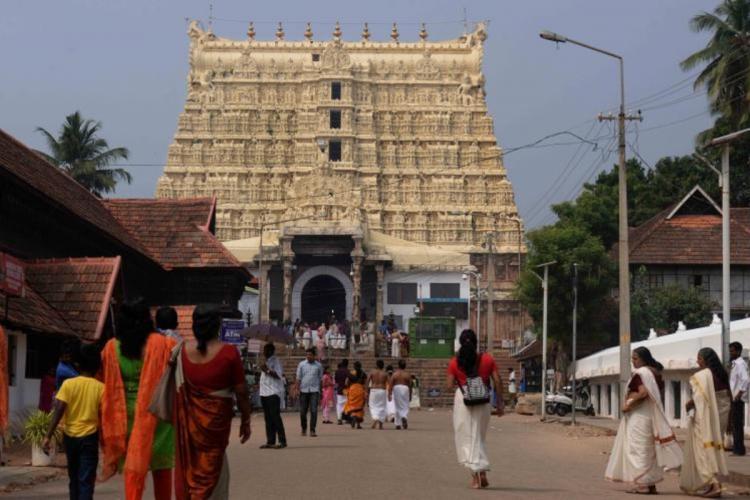 Sree Padmanabhaswamy temple in kerala