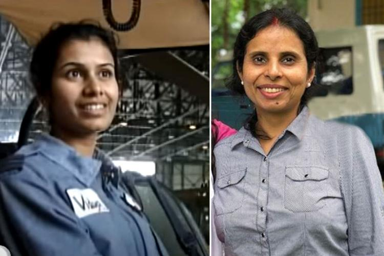 Srrevidya Rajan and Gunjan Saxena first women IAF officers in combat