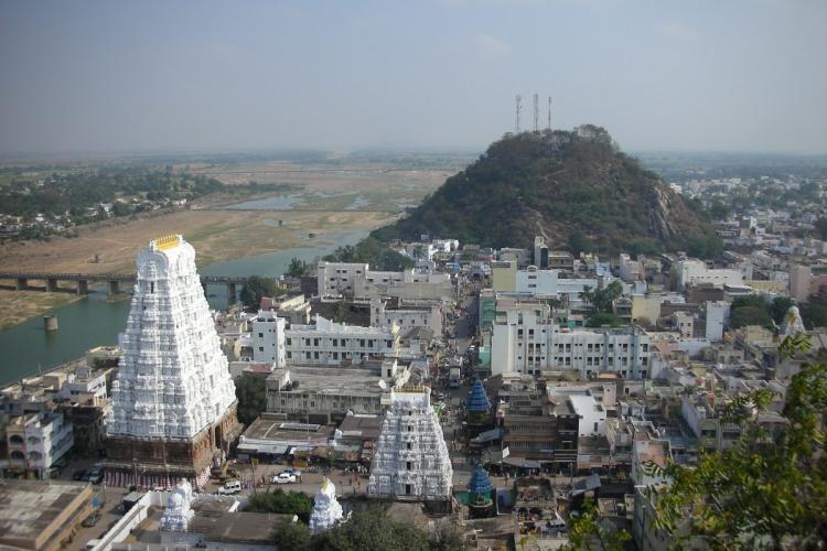 Sri Kalahasti temple reopening postponed in Andhra as priest gets COVID-19
