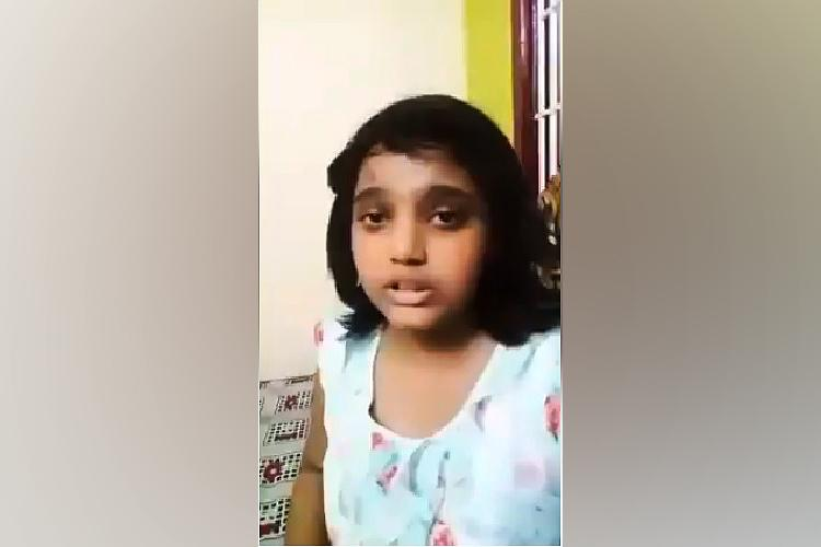 Please pay for my treatment, daddy': Andhra girl's video appeal goes