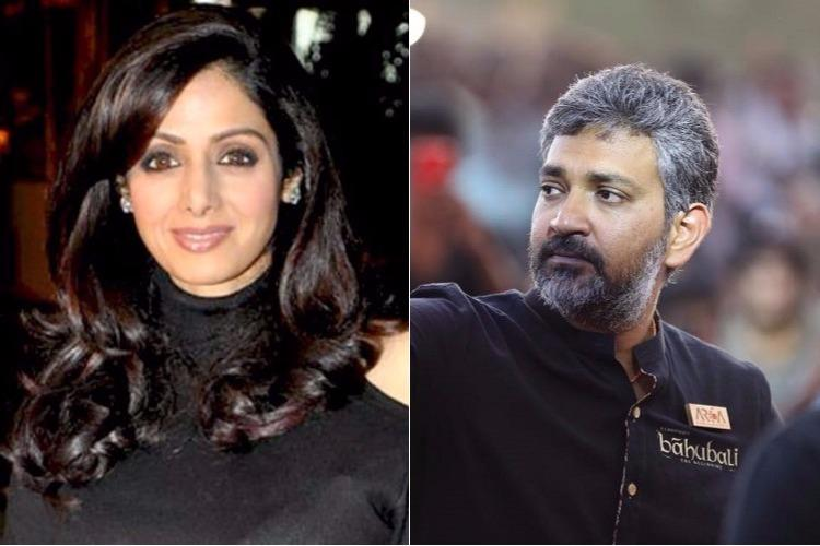 Never made outrageous demands for acting in Baahubali Sridevi counters Rajamoulis claims