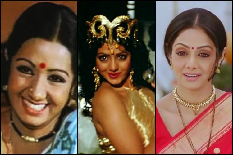 A look at Sridevi's films with Kamal, Rajini