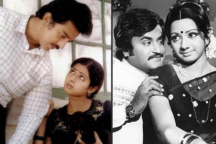 We will miss you Rajini and Kamal express shock and sadness at Sridevis death