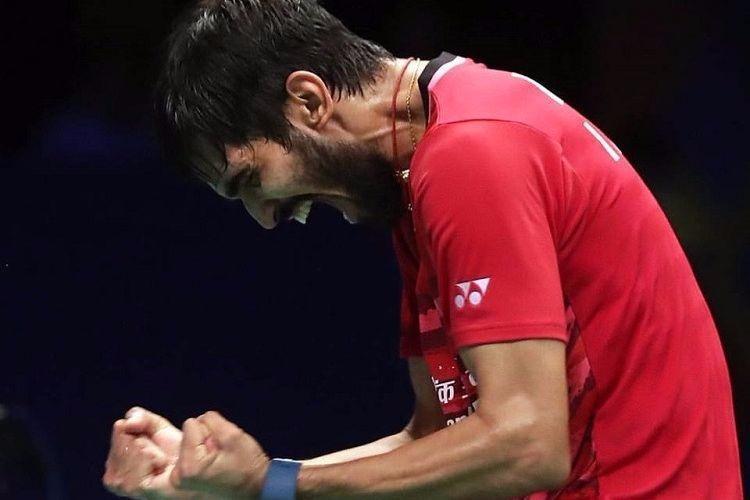 Ruthless Kidambi Srikanth whips Sakai to win Indonesian Open