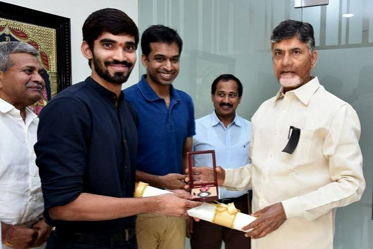 After PV Sindhu shuttler Kidambi Srikanth appointed as Deputy Collector in Andhra