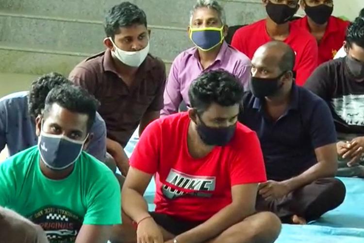 Sri Lankan nationals detained by Mangaluru police in Karnataka