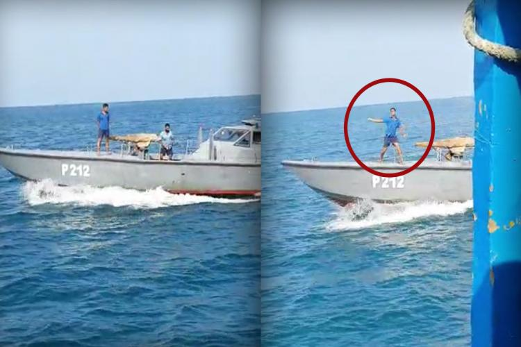 Video TN fishermen attacked allegedly by Sri Lankan officers demand safer seas