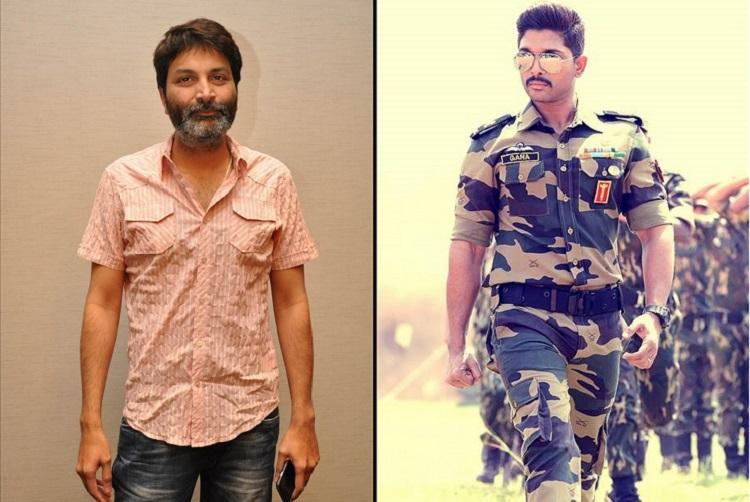 Trivikram Srinivas to direct Allu Arjun in his next