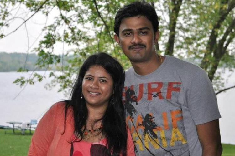 Slain techie Srinivas Kuchibhotlas wife invited to Trumps State of the Union address