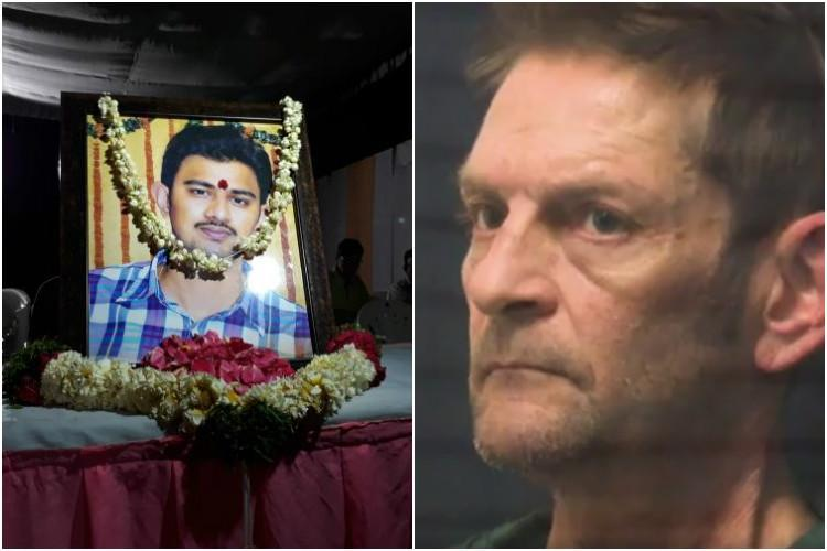 Srinivas Kuchibhotla murder Accused US Navy veteran pleads not guilty