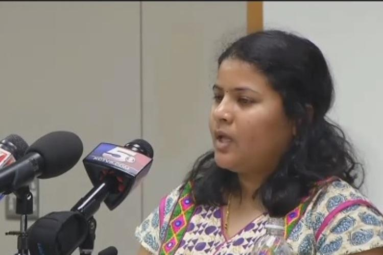 I need an answer from the US govt Grieving wife of Indian engineer shot in Kansas speaks up