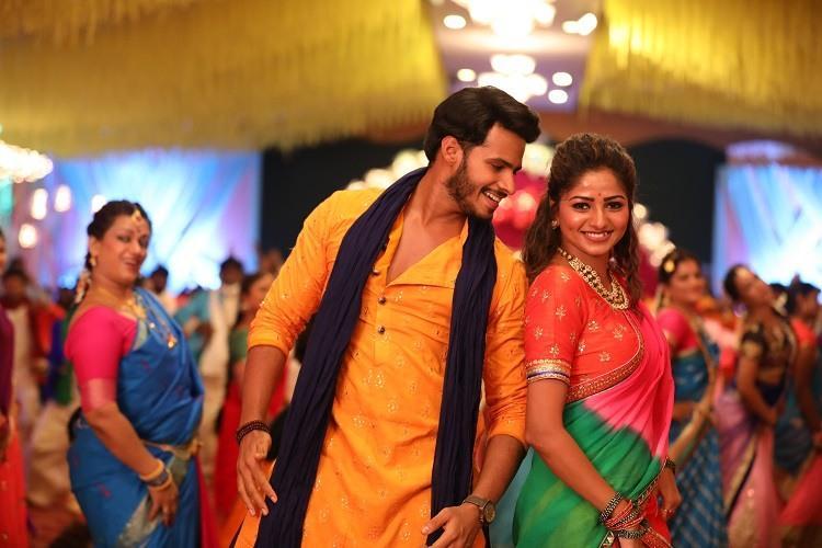 Seetharama Kalyana review Nikhils action drama verges on political propaganda