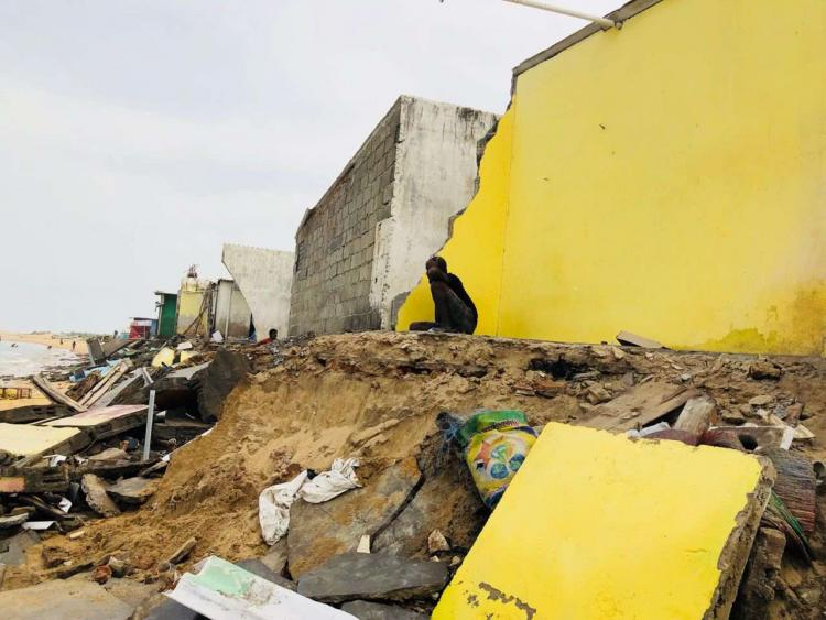 This is the home we know Chennai fisherfolk caught between rough seas govt laxity