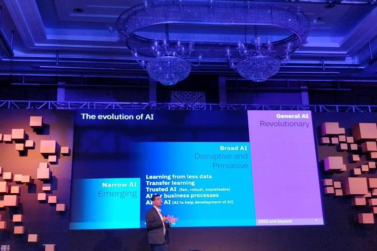 India to create innovative AI models for the world in 2019 says IBM executive