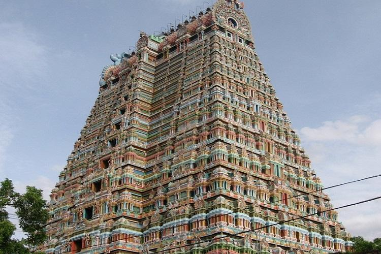 Srirangam temple wins UNESCO award for cultural heritage conservation