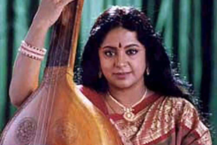 Remembering Srividya 6 times the veteran actor stunned us