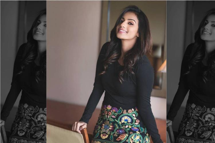 This is the wake-up call Actor Sruthi Hariharan on Arjun Sarja and Me Too