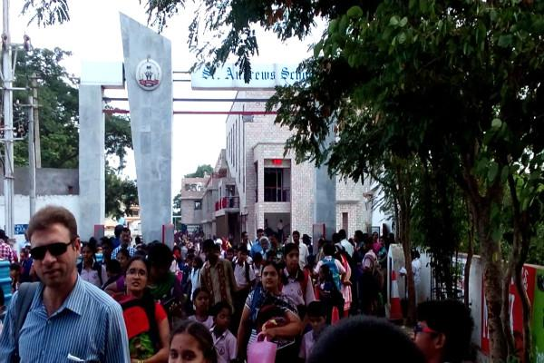 Hyderabad school doesnt allow children to drink water parents allege