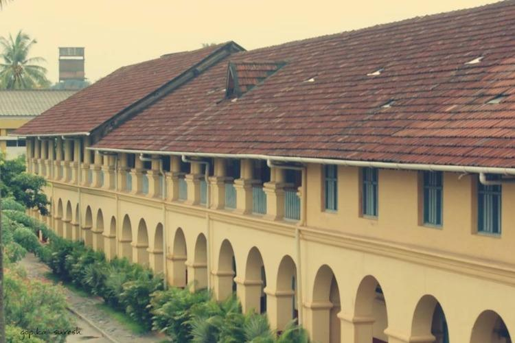 History in ruins A 156-year-old school building in Kozhikode battles for survival