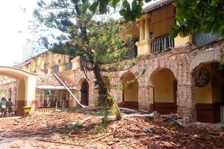 Historic St Josephs school in Kerala demolished after 10-yr battle to save building