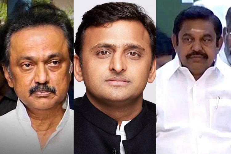 SP DMK and AIADMK are richest regional parties ADR report