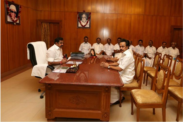 TN MPs must resign if PM refuses to meet them on Cauvery issue says Stalin