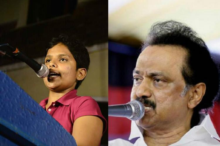 What is DMKs stand on caste crimes Gowsalyas question to Stalin kicks up storm