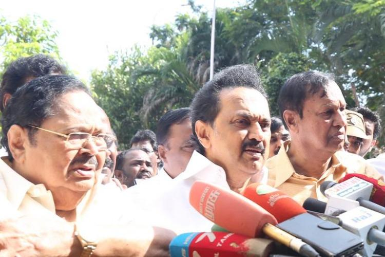 TN govt bans NGOs and volunteers from distributing relief material Stalin slams move