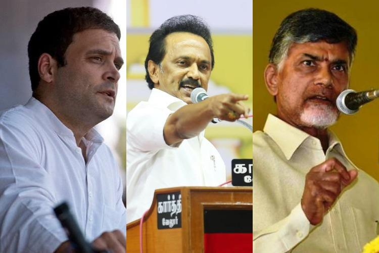 Need of hour for all non-BJP parties to unite Stalin on Chandrababu-Rahul Gandhi meet