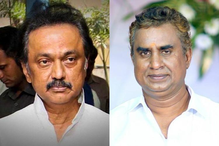 DMK seeks DVAC probe into graft allegations against TN Min SP Velumani