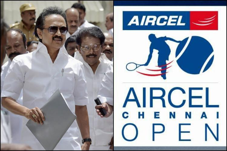 No more Chennai Open Stalin slams tournaments move to Maharashtra