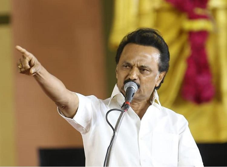 BJP government stoking up communalism in guise of patriotism MK Stalin