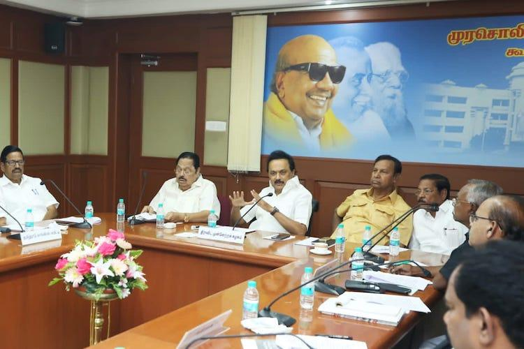 DMK to hold procession against CAA in Chennai on December 23