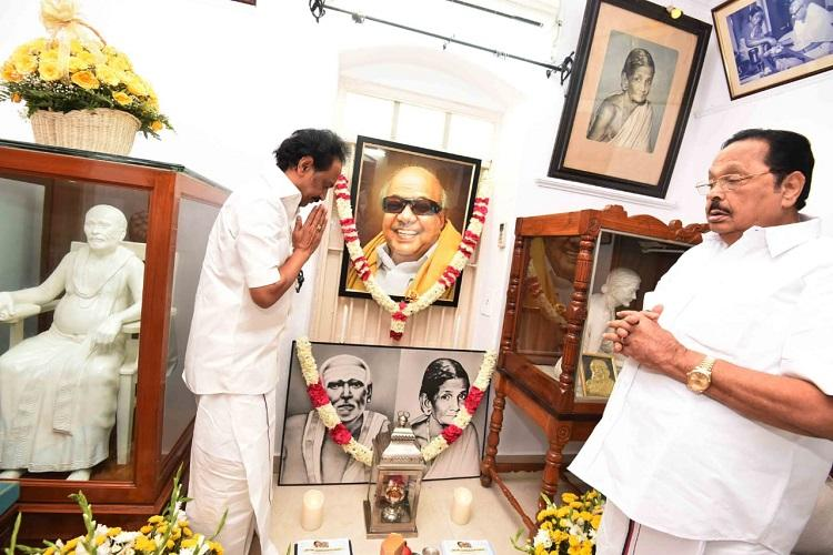 MK Stalin set to be elected unopposed as DMK President