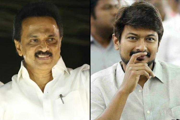 MK Stalin announced the DMK candidates list on Friday
