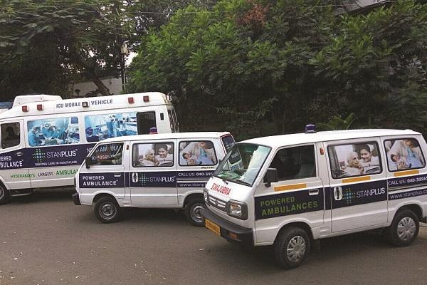 Medical transportation startup StanPlus raises 11 mn seed funding from Kstart and others