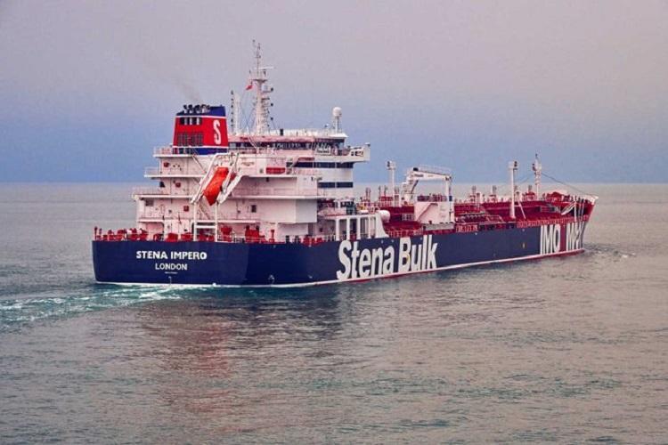 Iran tanker seize Radio exchanges between Iran-UK emerge