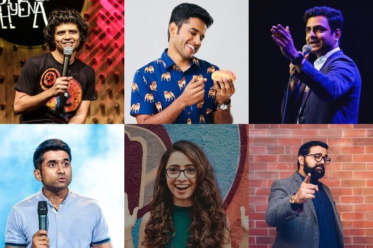 Who can take a joke Chat with stand-up comedians Aravind SA Sonali Naveen and others