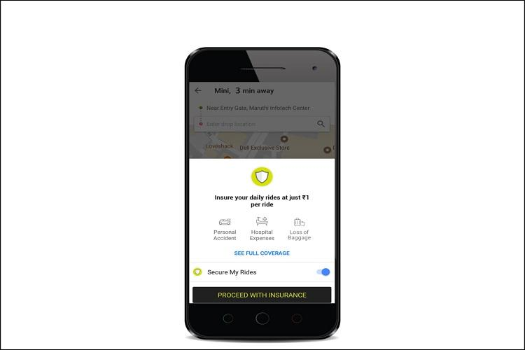 Ola achieves milestone 20 mn in-trip insurance policies availed by users each month