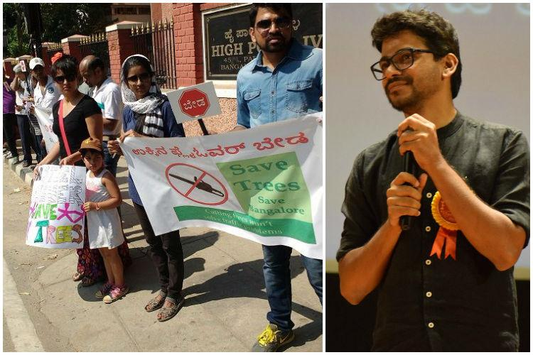 Dont want Bengaluru steel flyover Tell the world why in a short film urges Pawan Kumar