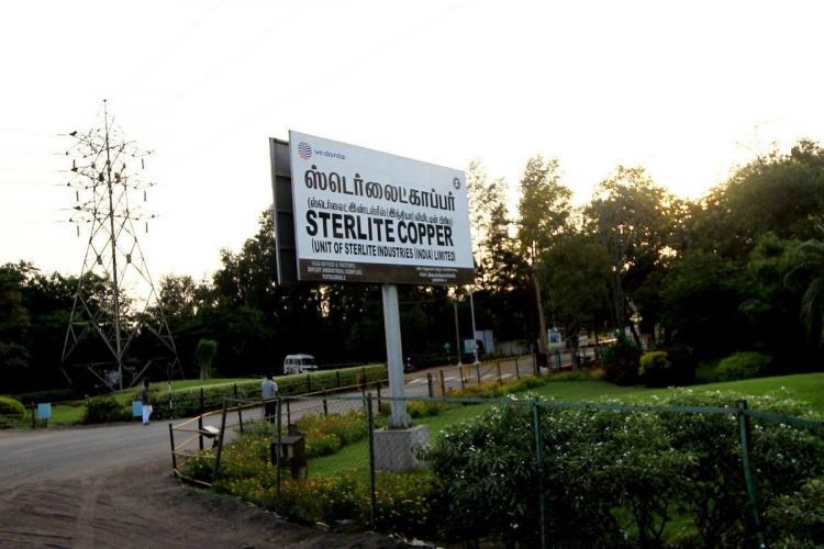 Vedanta's Sterlite plant in Thoothukudi