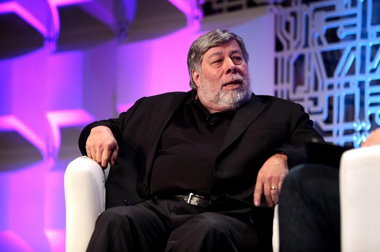 Technology taking away privacy is bothersome Apple co-founder Steve Wozniak