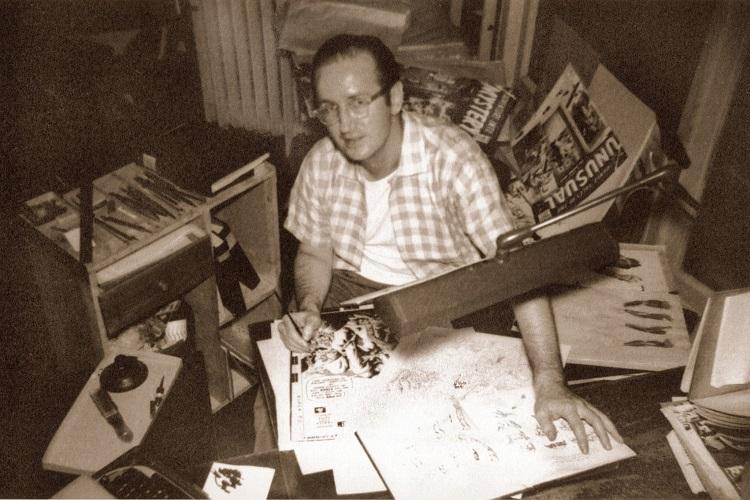 Spider-Man co-creator Steve Ditko found dead he was 90