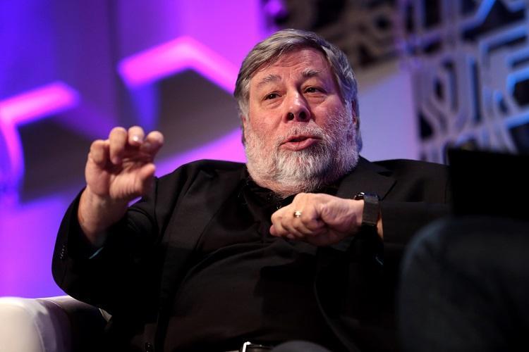 Apple co-founder Steve Wozniak tweets he might be patient zero for coronavirus