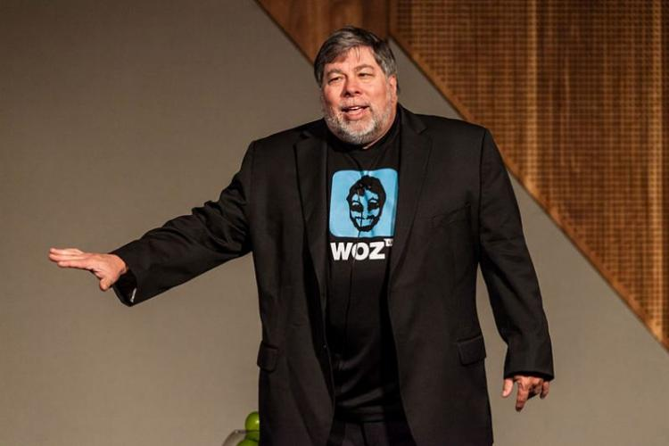 Interview Steve Wozniak Apple co-founder and inventor of the home computer
