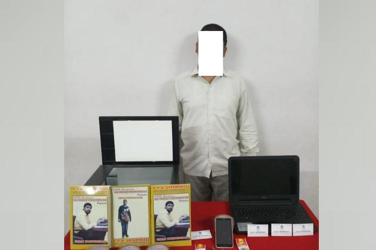 Hyderabad businessman who posted stinky parcels to KCR and other VIPs arrested