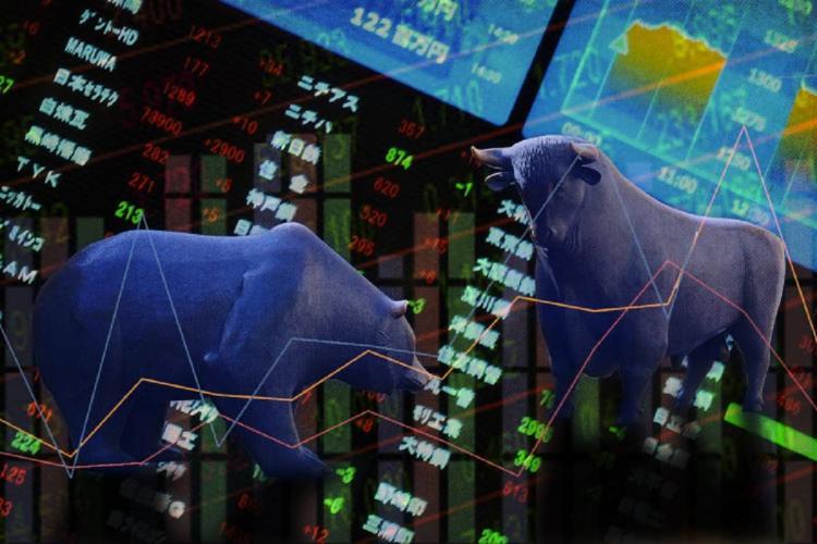 A representative image of the Stock Markets