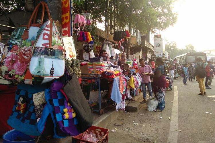 Forced to pack up Secunderabads street vendors struggle to earn a living