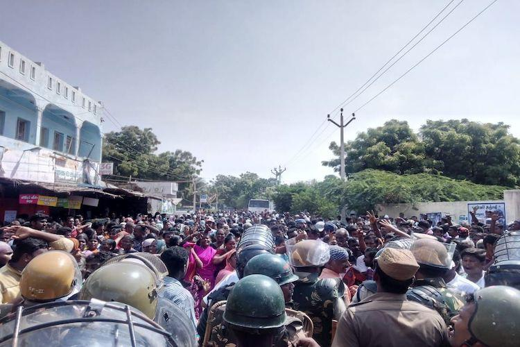 South Indian Artistes Association calls for ban of Sterlite Copper plant in Thoothukudi