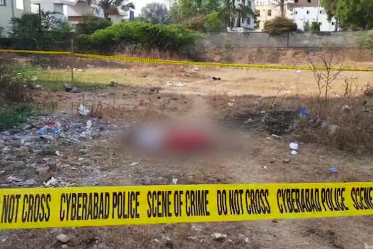 Student found dead in empty plot near hostel where she is residing